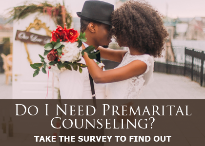 Leroy Scott's Premarital Counseling Survey